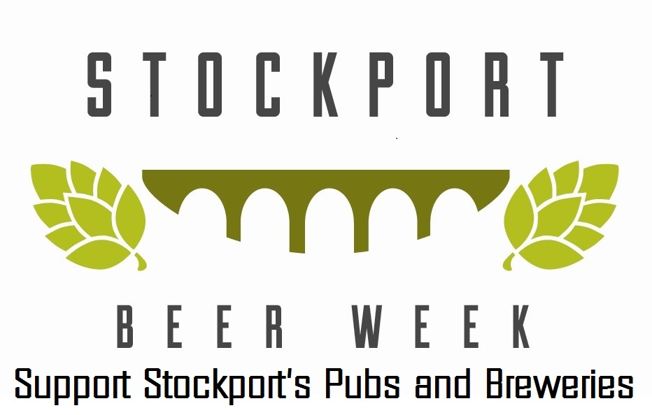 Stockport Beer Week logo